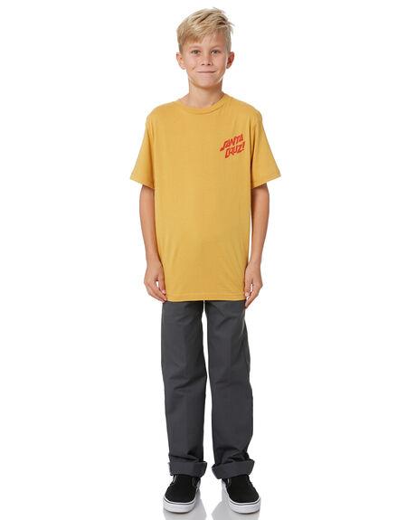 GOLDY KIDS BOYS SANTA CRUZ TOPS - SC-YTA0369GLDY