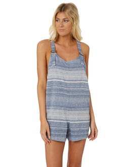 STRIPE WOMENS CLOTHING THE HIDDEN WAY PLAYSUITS + OVERALLS - H8174448STR
