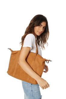 TAN WOMENS ACCESSORIES STATUS ANXIETY BAGS + BACKPACKS - SA7562TAN