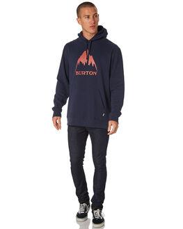 MOOD INDIGO MENS CLOTHING BURTON JUMPERS - 20389100400MDING