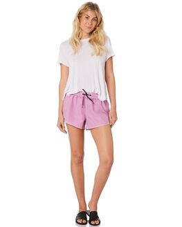 LILAC WOMENS CLOTHING BILLABONG SHORTS - 6582361013