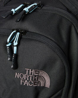 BLACK WINDMILL BLUE WOMENS ACCESSORIES THE NORTH FACE BAGS + BACKPACKS - NF0A3KV8EQ9BLKBL