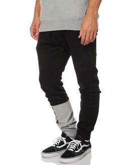 BLACK MENS CLOTHING BILLABONG PANTS - 9576301BLK