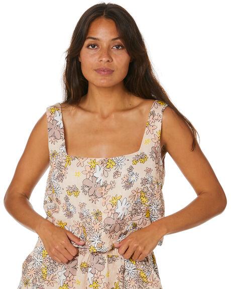 FLORAL WOMENS CLOTHING MISFIT FASHION TOPS - MT102401FLR
