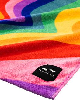 MULTI MENS ACCESSORIES SLOWTIDE TOWELS - ST303MULTI