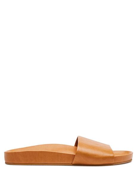TAN WOMENS FOOTWEAR ST SANA SLIDES - ST211S201TAN