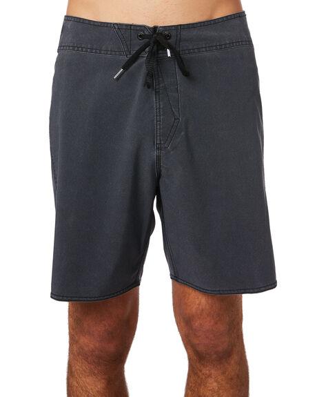 BLACK MENS CLOTHING VOLCOM BOARDSHORTS - A0831702BLK