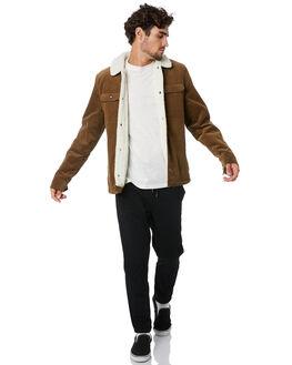 MUD MENS CLOTHING VOLCOM JACKETS - A1731904MUD