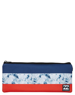 NAVY RED ACCESSORIES GENERAL ACCESSORIES BILLABONG  - 9675502BNVRD