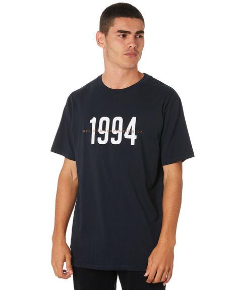 NAVY MENS CLOTHING RPM TEES - 9AMT05BNVY