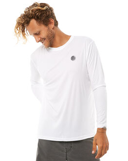 WHITE BOARDSPORTS SURF RIP CURL MENS - WLY7QM1000