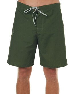 DEEP FOREST MENS CLOTHING MOLLUSK BOARDSHORTS - MS3300DFOR