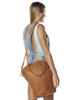 TAN WOMENS ACCESSORIES STATUS ANXIETY BAGS + BACKPACKS - SA7002TAN