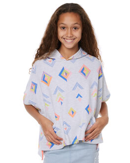 GREY MARLE KIDS GIRLS EVES SISTER FASHION TOPS - 9900013GRYMR