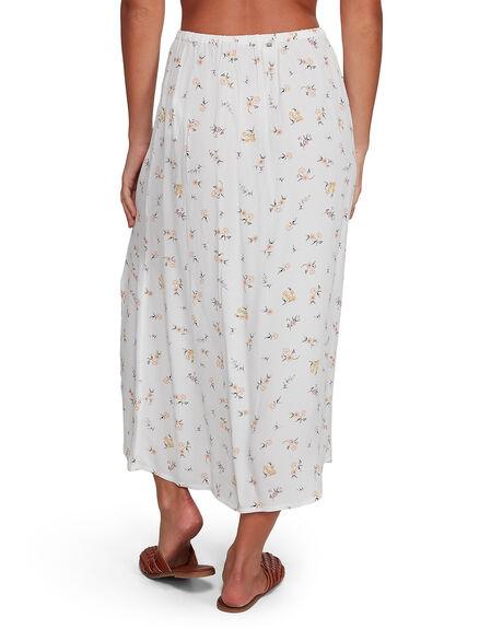 CREAM WOMENS CLOTHING BILLABONG SKIRTS - BB-6504320-CRM