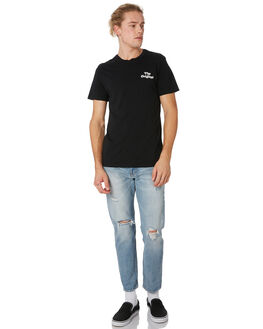 MINERAL BLACK MENS CLOTHING LEVI'S TEES - 22491-0592MNBLK