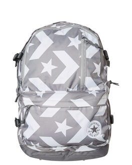 DOLPHIN MASON WHITE MENS ACCESSORIES CONVERSE BAGS + BACKPACKS - 10007783-020