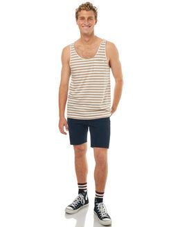 SAND MENS CLOTHING RHYTHM SINGLETS - OCT17M-CT12-SAN