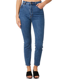 BLUE HEAVEN WOMENS CLOTHING ROLLAS JEANS - 13001-876