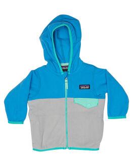 DRIFTER GREY KIDS BABY PATAGONIA CLOTHING - 60155DFTG