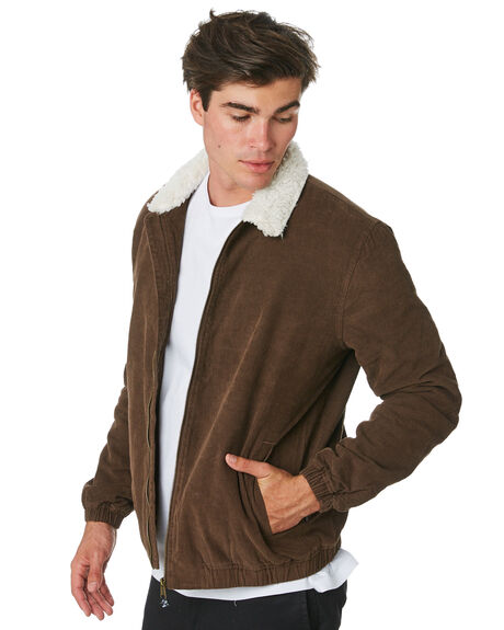 BROWN MENS CLOTHING DEPACTUS JACKETS - D5184383BROWN