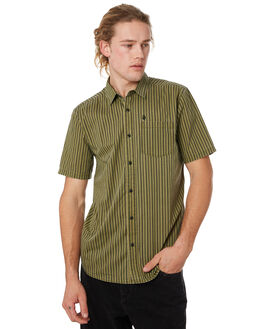SONIC GREEN OUTLET MENS VOLCOM SHIRTS - A0441901SNC