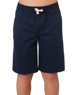 OBSIDIAN KIDS BOYS HURLEY SHORTS - CI7349451