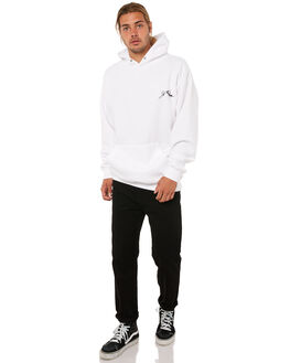 WHITE MENS CLOTHING RUSTY JUMPERS - FTM0773WHT