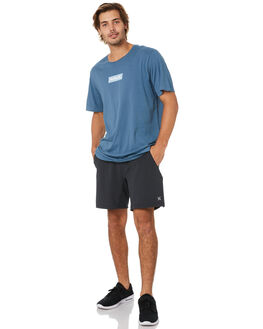 BLACK MENS CLOTHING HURLEY SHORTS - CJ6274010