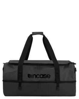 BLACK MENS ACCESSORIES INCASE BAGS - INTR20045BLK