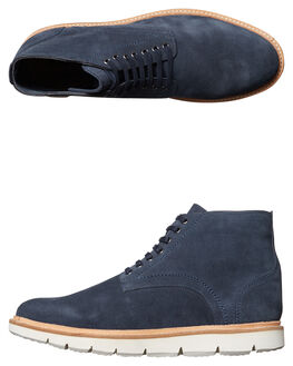 NAVY MENS FOOTWEAR URGE BOOTS - URG16171NVY