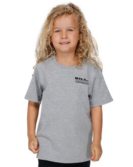 GREY MARLE KIDS BOYS BILLABONG TOPS - 7591000GRYML