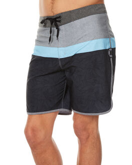 BLACK MENS CLOTHING HURLEY BOARDSHORTS - AMBSBJUG00A