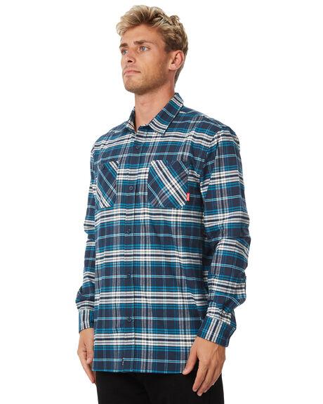 OCEAN MENS CLOTHING DEPACTUS SHIRTS - D5184168OCEAN