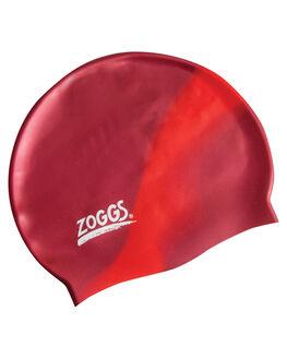 RED BOARDSPORTS SURF ZOGGS SWIM ACCESSORIES - 300634RED