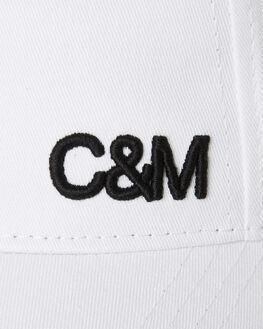 WHITE WOMENS ACCESSORIES C&M CAMILLA AND MARC HEADWEAR - SCMA98WHT