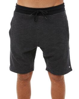 BLACK HEATHER MENS CLOTHING BILLABONG SHORTS - 9585713BLH