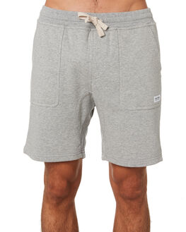 HEATHER GREY MENS CLOTHING BANKS SHORTS - WS0109HTHRG