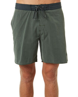 DARK OLIVE MENS CLOTHING RIP CURL BOARDSHORTS - CBOQW19389