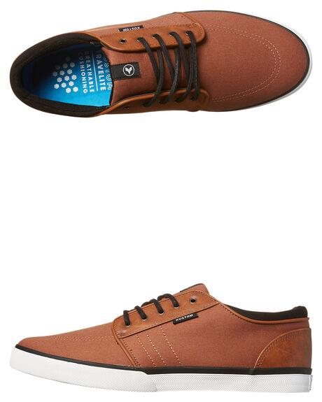 TAN MENS FOOTWEAR KUSTOM SNEAKERS - 4937102DTAN