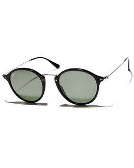 BLACK UNISEX ADULTS RAY-BAN SUNGLASSES - 0RB244790158