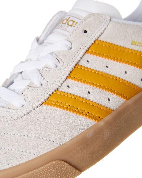 CLOUD WHITE YELLOW MENS FOOTWEAR ADIDAS SNEAKERS - EE6240WHT