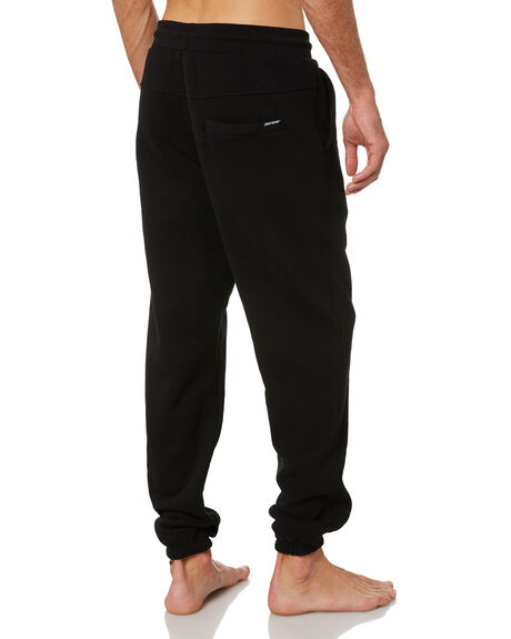 BLACK MENS CLOTHING SANTA CRUZ PANTS - SC-MFC1929BLK