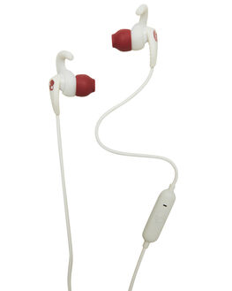 VICE GREY CRIMSON MENS ACCESSORIES SKULLCANDY AUDIO + CAMERAS - S2MEY-L635VGC