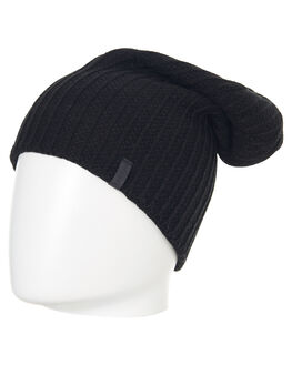 BLACK MENS ACCESSORIES RIP CURL HEADWEAR - CBNCR10090