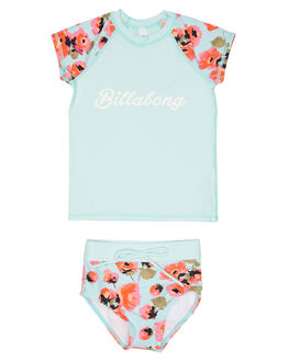 BEACH GLASS BOARDSPORTS SURF BILLABONG TODDLER GIRLS - 5781007BCH