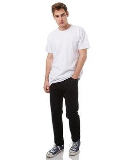 DEEP BLACK MENS CLOTHING CHEAP MONDAY JEANS - 0527106DEBLK