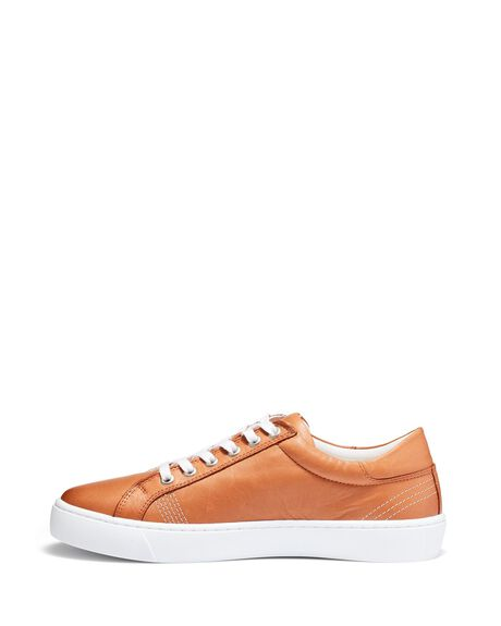 TAN WOMENS FOOTWEAR JUST BECAUSE SNEAKERS - 21508A-1TAN