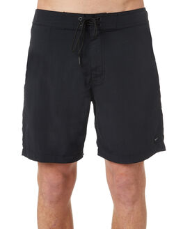 RVCA BLACK MENS CLOTHING RVCA BOARDSHORTS - R381404RVBLK