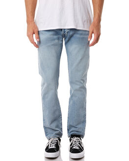 MOWHAWK WARP STR MENS CLOTHING LEVI'S JEANS - 00501-2550MOWWA